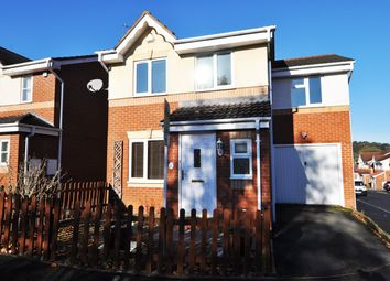 Thumbnail 4 bedroom detached house to rent in Little Meadow Croft, Northfield, Birmingham