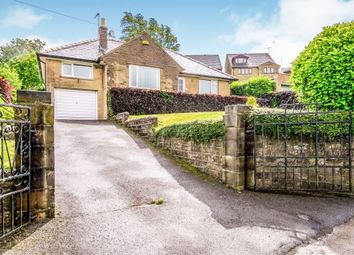 Thumbnail 2 bed detached bungalow for sale in Hollin Brigg Lane, Holmbridge, Holmfirth