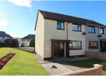 Thumbnail 3 bed semi-detached house for sale in 43 Upper Burnmouth, Eyemouth