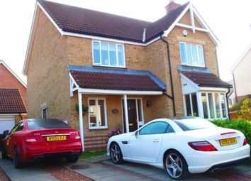 Thumbnail 4 bed detached house for sale in Fearnhead, Marton, Middlesbrough