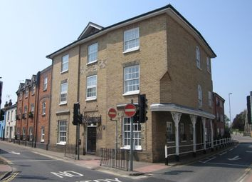 Thumbnail 1 bed flat to rent in Cromer Road, North Walsham