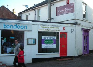 Thumbnail Retail premises to let in 9-11 Market Street, Alton, Hampshire