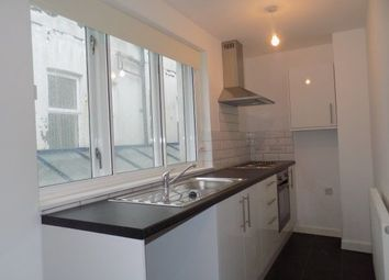 Thumbnail 1 bed flat to rent in Flat 4, Commercial Street Arcade, Abertillery.