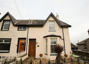 Thumbnail 3 bed semi-detached house for sale in Castle Hill, Whithorn, Newton Stewart, Dumfries And Galloway