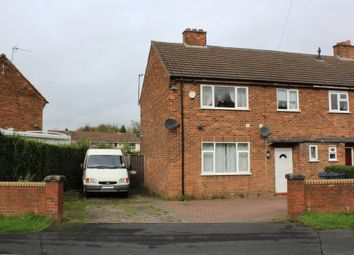 Thumbnail 3 bedroom end terrace house for sale in Oval Road, Tipton