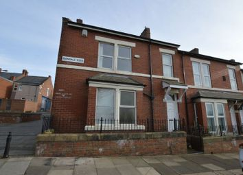 Thumbnail 3 bedroom end terrace house for sale in Farndale Road, Benwell, Newcastle Upon Tyne