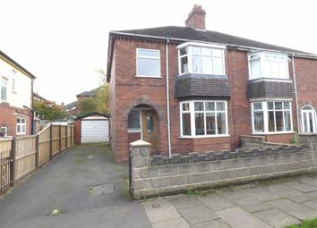 Thumbnail 3 bedroom semi-detached house for sale in Trafalgar Road, Hartshill, Stoke-On-Trent