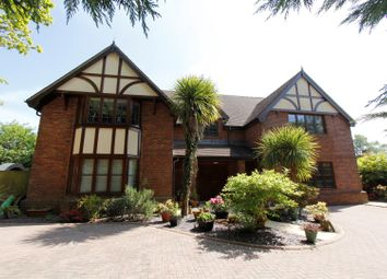 Thumbnail 5 bedroom detached house for sale in Pwllmelin Road, Llandaff