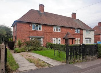 Thumbnail 3 bed end terrace house for sale in Harrogate Road, Nottingham