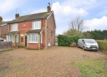 3 bed semi-detached house for sale in Reigate Road, Hookwood, Horley, Surrey RH6