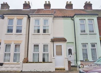 Thumbnail 3 bedroom terraced house for sale in Century Road, Great Yarmouth