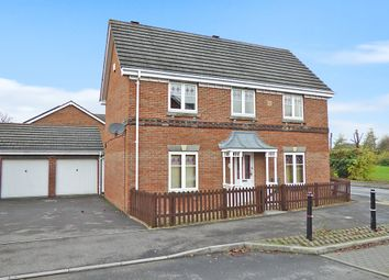 Thumbnail 4 bedroom detached house to rent in Cleveland Way, Westbury