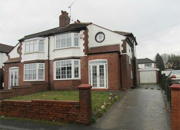 Thumbnail 3 bed semi-detached house to rent in Windsor Road, Prestwich, Manchester, Lancashire