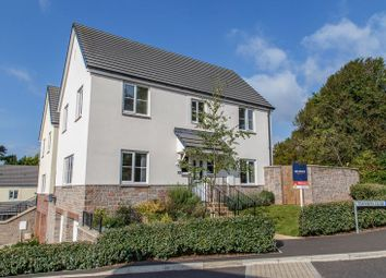 Thumbnail 4 bed detached house for sale in Southfield Drive, Crediton