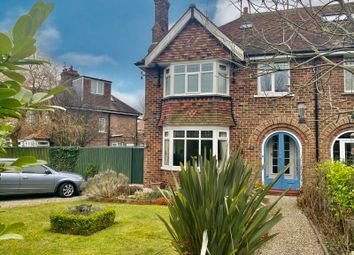 Thumbnail 3 bed semi-detached house for sale in Newlands Park Drive, Scarborough