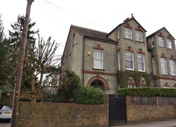 Thumbnail 6 bed semi-detached house to rent in Aldenham Road, Bushey