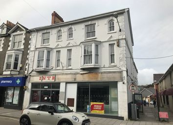Thumbnail Commercial property for sale in 10/11 Harford Square, Lampeter