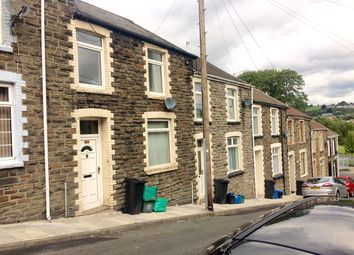 Thumbnail 2 bed terraced house to rent in Penn Street, Treharris