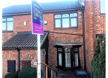 Thumbnail 2 bedroom terraced house for sale in Livingstone Road, West Bromwich