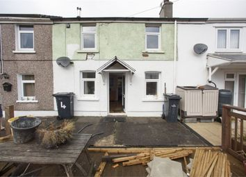 Thumbnail 3 bed cottage for sale in Cynwal Terrace, Upper Cwmtwrch, Swansea, Powys