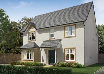 "Thumbnail 4 bed detached house for sale in ""The Pendlebury"" at Vert Court, Haldane Avenue, Haddington"