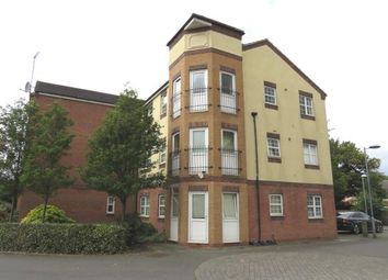 Thumbnail 2 bed flat to rent in Manor House Close, Walsall