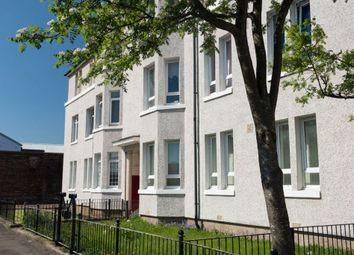 Thumbnail 3 bedroom flat for sale in Carmichael Street, Govan, Glasgow