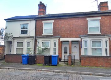 Thumbnail 2 bed terraced house to rent in Dexter Street, Derby