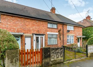 Thumbnail 2 bed terraced house for sale in Danefield Road, Abington, Northampton