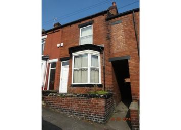 Thumbnail 3 bed terraced house to rent in Hunter Hill Road, Sheffield