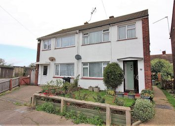 Thumbnail 3 bed semi-detached house for sale in Groom Park, Clacton On Sea