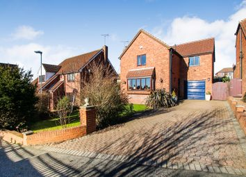 Thumbnail 4 bed detached house for sale in Pinfold Rise, Aberford