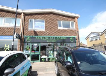 Thumbnail 2 bed flat to rent in Manor Road, Lancing