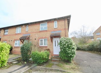 Thumbnail 3 bedroom end terrace house to rent in Titchmarsh Court, Oldbrook, Milton Keynes