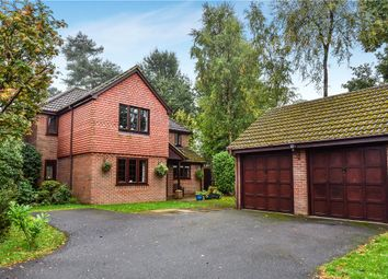 Thumbnail 4 bed detached house for sale in Theobalds Way, Frimley, Camberley, Surrey