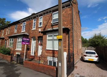 Thumbnail 2 bed end terrace house for sale in Ladybridge Road, Cheadle
