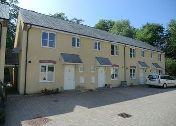 Thumbnail 3 bedroom end terrace house for sale in Saxon Road, Tavistock