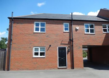 Thumbnail 1 bed flat to rent in Dickins Meadow, Wem, Shrewsbury