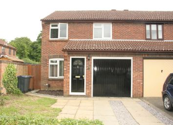Thumbnail 3 bed semi-detached house for sale in Larchwood, Thorley, Bishop's Stortford