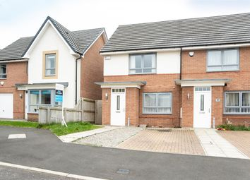 2 bed semi-detached house for sale in Byrewood Walk, Newcastle Upon Tyne NE3