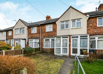 Thumbnail 2 Bed Terraced House For Sale In Birches Green Road Erdington Birmingham