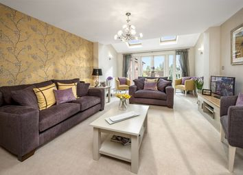"Thumbnail 3 bed semi-detached house for sale in ""Padstow"" at Saxon Court, Bicton Heath, Shrewsbury"