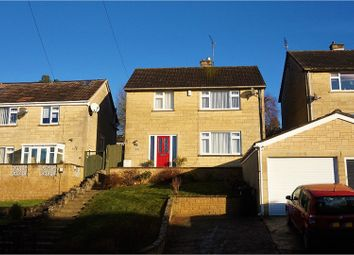 Thumbnail 3 bed detached house for sale in Leighton Road, Bath