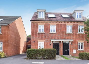 Thumbnail 3 bed semi-detached house for sale in Lords Close, Wroughton, Swindon