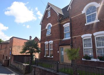 Thumbnail 1 bedroom flat to rent in Spicer Road, St. Leonards, Exeter
