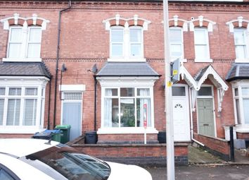 Thumbnail 3 bed terraced house to rent in Herbert Road, Bearwood, Smethwick