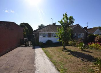 2 bed semi-detached bungalow for sale in Highfield Road, Ramsgate, Kent CT12