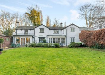 Thumbnail 4 bed detached house for sale in Warwick Road, Knowle, Solihull