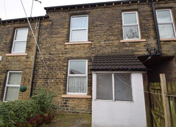 Thumbnail 1 bedroom terraced house for sale in Haycliffe Road, Bradford