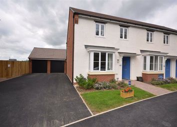 3 bed town house for sale in Cornucopia Grove, Wedgwood Park, Barlaston ST12